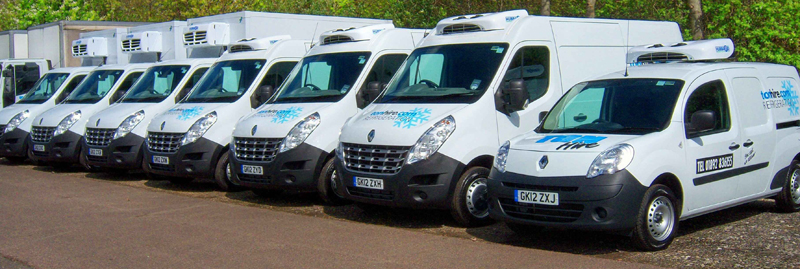 7d6ea0fadc Refrigerated Van Hire South East - Fridge Van Rentals Kent - Chiller Van  Hire East Sussex- Paddock Wood